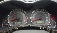 Спидометр. Toyota Corolla Axio, ZZE141 Toyota Corolla Fielder