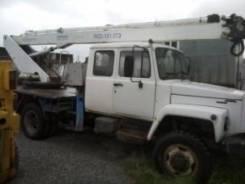 ГАЗ-33086 Земляк. Подъемник й ПСС-131.17Э (шасси ГАЗ 33086)(Краснообск). Под заказ