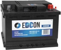 Edcon. 60 А.ч., Обратная (левое), производство Европа