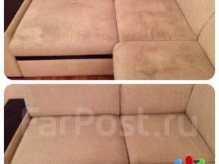 Химчистка мягкой мебели . до 2000руб