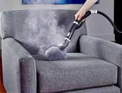 Химчистка кресла с обивкой из флока от 650 до 750 руб.
