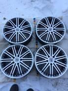 2Crave Wheels. 7.0x17, 5x114.30, ET48. Под заказ