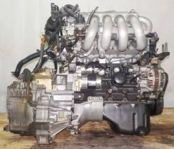 Двигатель в сборе. Mazda Familia Mazda Familia S-Wagon Двигатели: ZL, ZLDE, ZLVE