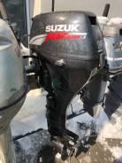Suzuki. 15,00л.с., 4-тактный, бензиновый, нога L (508 мм), Год: 2008 год