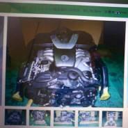 Двигатель M275 V12 Mercedes