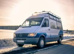 Mercedes-Benz Sprinter 312 D. Mercedes-Benz Sprinter 312D, 5 мест