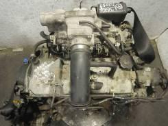 Двигатель (ДВС) 1.5i 16v 75лс B5E Mazda Demio DW
