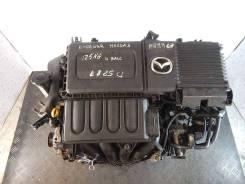 Двигатель (ДВС) 1.6i 16V 105лс Z6 Mazda 3(BL, BL)