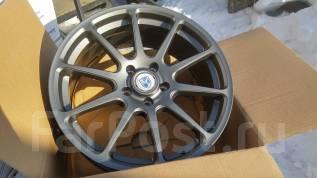 Новые диски MORR Wheels. 8.0x18, 5x114.30, ET35, ЦО 73,1мм.