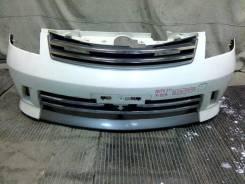 Бампер. Nissan Note, E11, E11E Двигатель HR15DE