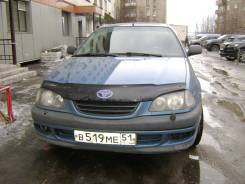 Toyota Avensis. 4A FE