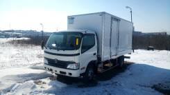 Toyota Dyna. Продам изотермический фургон , глонасс-ОК, свежий привоз., 4 000 куб. см., 4 000 кг.