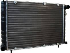 Радиатор ГАЗ 3110, 31105, алюминиевый, 2-х рядный ШААЗ