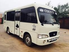 Hyundai County. Продается автобус, 3 900куб. см., 18 мест