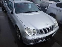 Mercedes-Benz C-Class. W203, M272