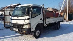 Hino Dutro. Продаётся грузовик Hino dutro, 4 600 куб. см., 3-5 т