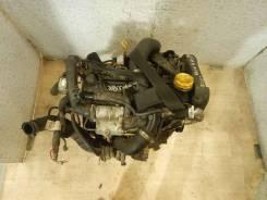 Двигатель (ДВС) 1.5DCi 8v 82лс K9K 722 Nissan Micra K12