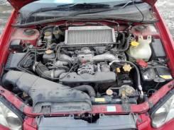 Двигатель в сборе. Subaru Impreza, GGA Двигатель EJ205