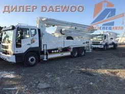 Daewoo Novus. 15,5 тонн Автобетононасос 40ZX5170 EVRO-V (2016год), 10 964 куб. см., 40 м.