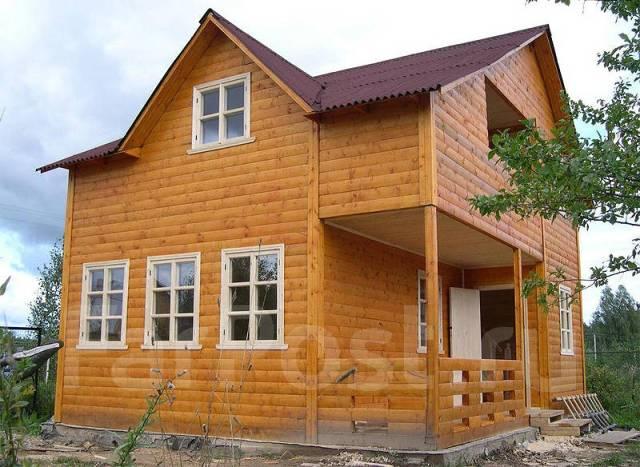 Деревянное каркасное строительство домов. дач