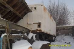 Кунг бытовка вагончик термо фургон прицеп полуприцеп автодом будка. Атлетик Термо