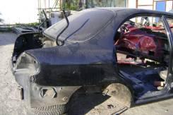 Задняя часть автомобиля. Kia Spectra