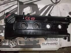 Крышка головки блока цилиндров. Nissan March Box Nissan Micra Nissan Stanza Nissan March Двигатель CG10DE