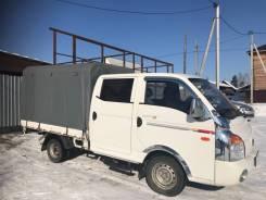 Hyundai Porter II. Продаётся грузовик Hyundai Porter ||, 2 500 куб. см., 1 500 кг.