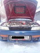 Решетка радиатора. Toyota Corolla Levin, AE101 Двигатели: 4AGZE, 4AFE, 4AGE