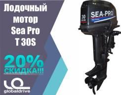 Sea-Pro. 30,00л.с., 2-тактный, бензиновый, 2018 год год