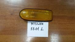 Повторитель поворота в крыло. Nissan Pulsar, EN14, FN14, FNN14, HN14, N14, RNN14, SN14 Nissan Sunny, N14 Двигатели: CD17, GA13DS, GA14DS, GA15DS, GA16...