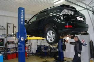 Ремонт ходовой части и силовых агрегатов. Легковых и грузовых автомоби