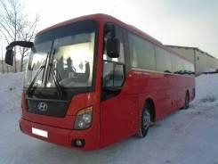 Hyundai Universe. Автобус Luxury, 12 344 куб. см., 43 места