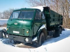 МАЗ 5549. самосвал, 11 150 куб. см., 8 500 кг.
