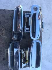 Ручка двери внешняя. Toyota Corolla, AE110, AE111, AE112, AE114, AE115 Двигатели: 4AF, 4AFE, 4AGE, 4AGEC, 4AGEL, 4AGELC, 4AGELU, 5AFE