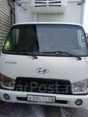 Hyundai HD65. Грузовой рефрижератор , 3 907 куб. см., 4 000 кг.