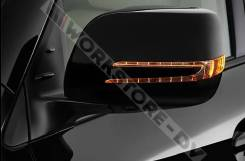 Корпус зеркала. Lexus LX570, URJ201 Двигатель 3URFE