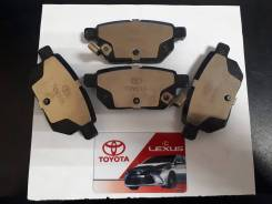 Колодка тормозная. Toyota Avensis, ADT250, ADT251, AZT250, AZT250L, AZT250W, AZT251, AZT251L, AZT251W, AZT255, AZT255W, CDT250, ZZT250, ZZT251, ZZT251...