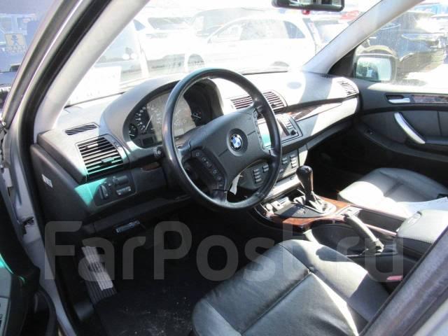 BMW X5. E53, M62B44