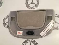 Светильник салона. Mercedes-Benz S-Class, V220, W220 Двигатели: M112E28, M112E32, M112E37, M113E43, M113E50, M113E55, M137E58, M137E63, M275E55, M275E...
