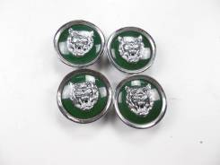 """Заглушки ЦО для штатных дисков Jaguar [312]. Диаметр 17"""", 1 шт."""