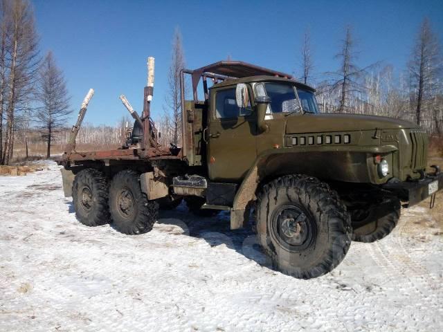 Урал. Продаётся грузовик , 10 850 куб. см., 6 000 кг.