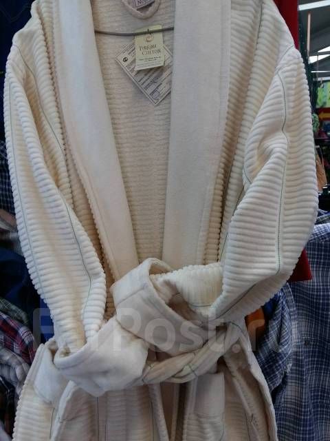 7a58c7680dd Продам мужской халат махровый - Основная одежда во Владивостоке