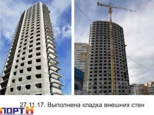 2-комнатная, улица Леонова 70. Эгершельд, агентство, 36 кв.м.