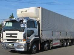 Nissan Diesel Big Thumb. Рефрижератор Nissan Diesel Big Tumb, 13 070 куб. см., 15 000 кг. Под заказ
