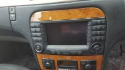 Мультимедиа Comand 2.0 на Mercedes-Benz W220 S5.5