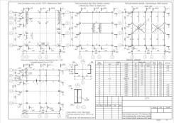Проектирование зданий и сооружений. Расчет металлоконструкций.
