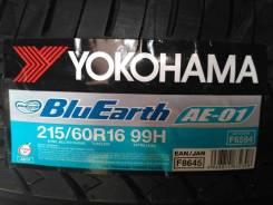 Yokohama BluEarth AE-01, 215/60R16 99H