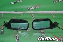 Стекло зеркала заднего вида бокового. Toyota Chaser, GX100, GX105, JZX100, JZX101, JZX105, LX100, SX100 Двигатели: 1GFE, 1JZFE, 1JZGE, 1JZGTE, 2JZGE...