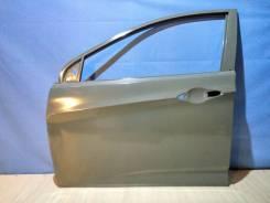 Дверь передняя левая Hyundai Solaris 1 (2011-2017) [760034L000]